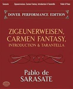 Zigeunerweisen, Carmen Fantasy, Introduction & Tarantella: With