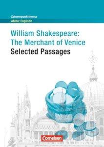 Schwerpunktthema Abitur Englisch: The Merchant of Venice - Selec
