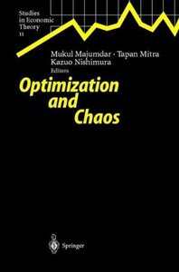 Optimization and Chaos