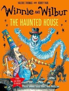 Winnie\'s Haunted House. Book + CD