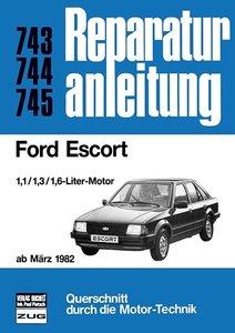 Ford Escort ab März 1982