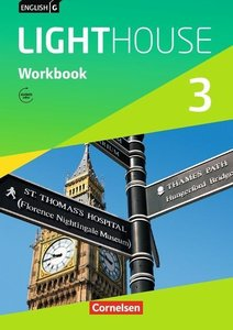 English G LIGHTHOUSE 3: 7. Schuljahr. Workbook mit CD. Allgemein