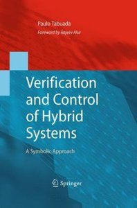 Verification and Control of Hybrid Systems