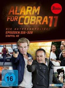 Alarm für Cobra 11-Staffel 40