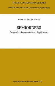 Semiorders