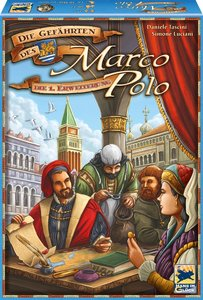 Marco Polo, Erweiterung (Spiel-Zubehör)