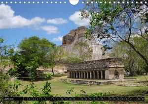 Mexiko - Kultur und Landschaft in Yucatán (Wandkalender 2020 DIN
