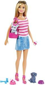 Mattel Barbie Puppe & Tiere
