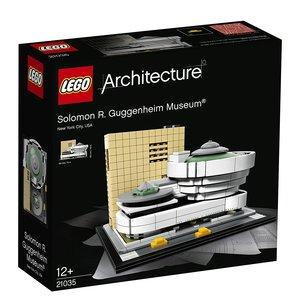 LEGO® 21035 - Architecture, Solomon R. Guggenheim Museum