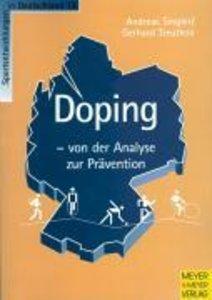 Doping - von der Analyse zur Prävention