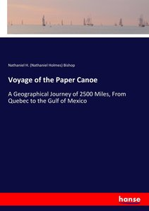 Voyage of the Paper Canoe