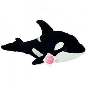 Teddy Hermann 901501 - Orca-Wal, 33 cm