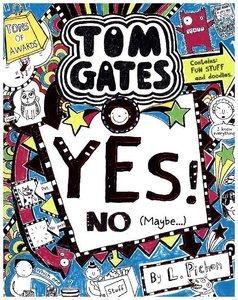 Tom Gates 08. Yes! No (Maybe...)