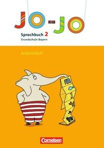 Jo-Jo Sprachbuch 1./2. Jahrgangsstufe. Arbeitsheft in Vereinfach
