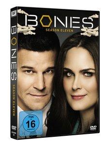 Bones Sesaon 11