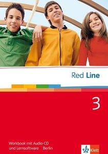 Red Line Workbook 3. Klasse 7. Berlin