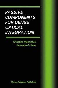 Passive Components for Dense Optical Integration