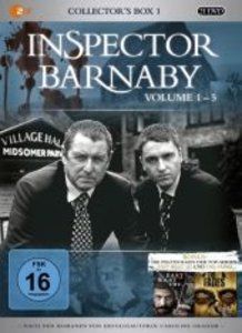 Inspector Barnaby - Collectors Box 1, Vol. 1-5