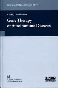 Gene Therapy of Autoimmune Disease