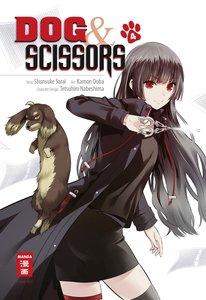 Dog & Scissors 04