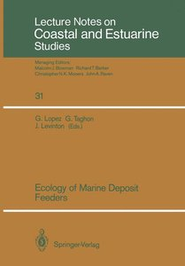 Ecology of Marine Deposit Feeders