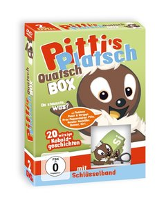 Pittiplatsch - Pitti\'s Platsch Quatsch Box