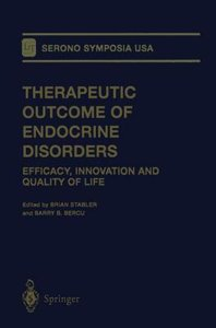 Therapeutic Outcome of Endocrine Disorders
