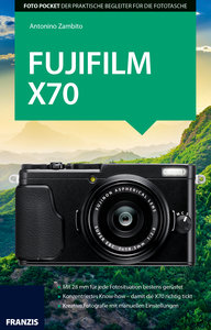 Foto Pocket Fujifilm X70