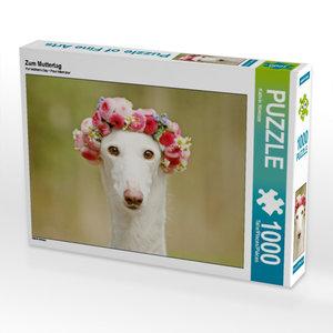Zum Muttertag 1000 Teile Puzzle quer
