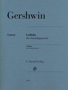 Lullaby für Streichquartett