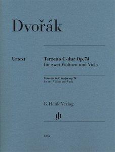 Terzetto C-dur Opus 74 für zwei Violinen und Viola