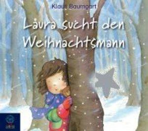 Laura sucht den Weihnachtsmann. CD