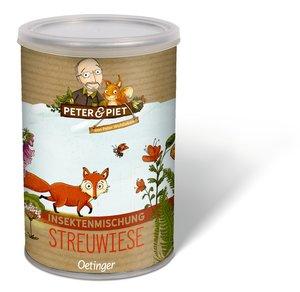 Peter & Piet. Samendosen Streuwiesen