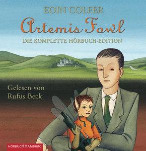 Artemis Fowl - Die komplette Hörbuch-Edition