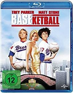 Baseketball-Die Sportskanonen-Blu-ray