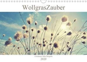 Wollgraszauber (Wandkalender 2020 DIN A4 quer)