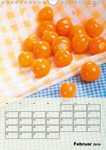 Beerendesserts - frische Verführung (Wandkalender 2019 DIN A4 ho