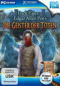 Dark Tales, Edgar Allan Poe\'s Die Geister der Toten, 1 CD-ROM