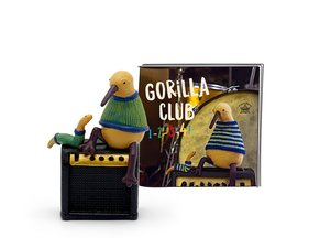Tonie - Gorilla Club - 1-2-3-4!