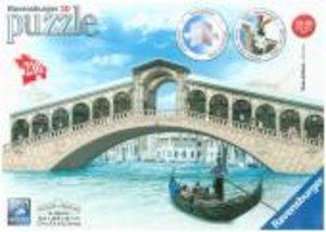 Ravensburger 125180 Puzzle 3D Rialto Brücke