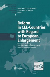 Reform in CEE-Countries with Regard to European Enlargement