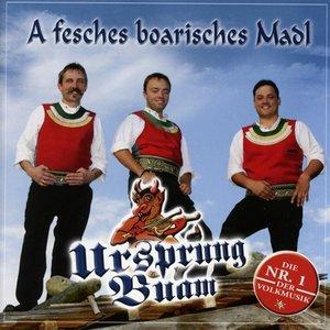 A fesches boarisches Madl, 1 Audio-CD