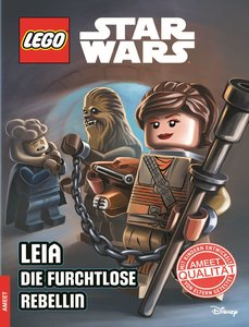 LEGO® Star Wars(TM) Leia - Die furchtlose Rebellin