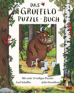 Das Grüffelo-Puzzle-Buch