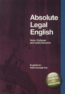 Delta Business English - Absolute Legal English - English for In