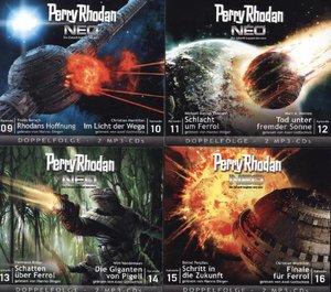 Perry Rhodan NEO Episoden 9 - 16