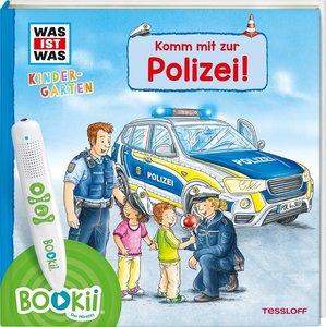 BOOKii WAS IST WAS Kindergarten Komm mit zur Polizei!