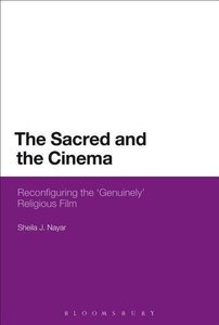 The Sacred and the Cinema
