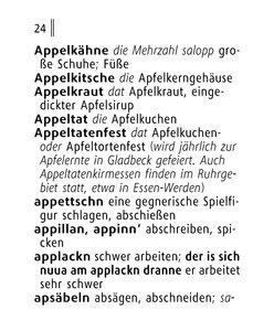 Langenscheidt Lilliput Ruhrpott-Deutsch - im Mini-Format
