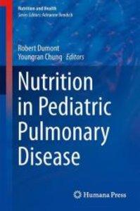 Nutrition in Pediatric Pulmonary Disease